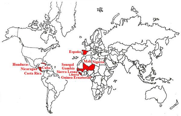mapa mundi em portugues. el mapa mundial. mapa mundi.